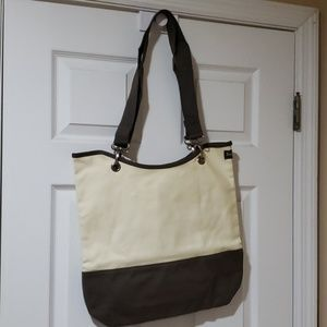 NIP Thirty-One Canvas Crew Carry-All